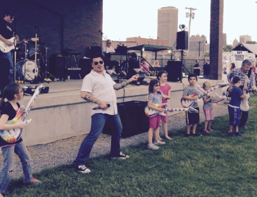 "BUFFALO RIVER FEST PARK KICKS OFF  WEDNESDAY NIGHT CONCERT SERIES WITH ""WIDE RIGHT"""