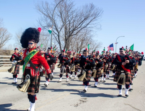 "VALLEY ""OLD NEIGHBORHOOD"" ST. PATRICK'S DAY PARADE SCHEDULED FOR SATURDAY MARCH 16TH"