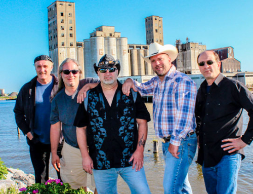 "BUFFALO RIVER FEST PARK HOSTS  ""WEST OF THE MARK"" AT WEDNESDAY NIGHT CONCERT SERIES"