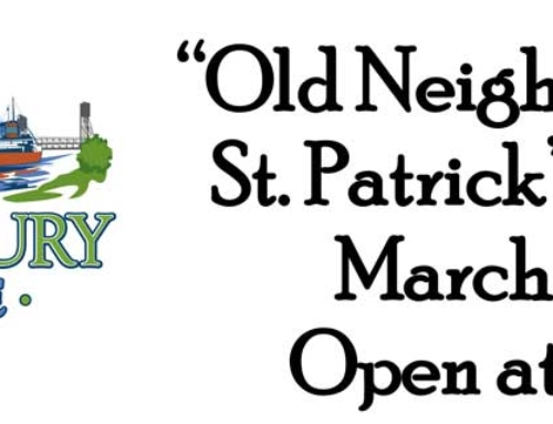 "THE TEWKSBURY LODGE is OPEN ""Old Neighborhood"" St. Patrick's Parade"