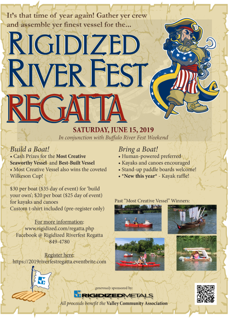 Rigidized Metal Regatta