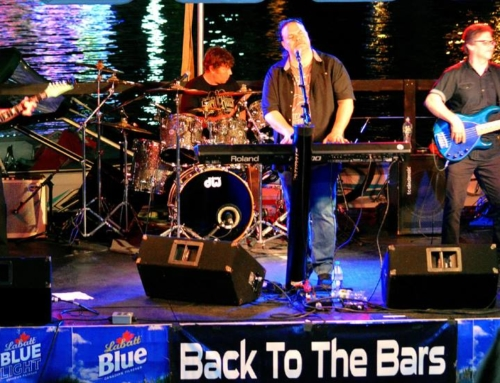 "BUFFALO RIVER FEST PARK HOSTS  ""BACK TO THE BARS"" AT WEDNESDAY NIGHT CONCERT SERIES"
