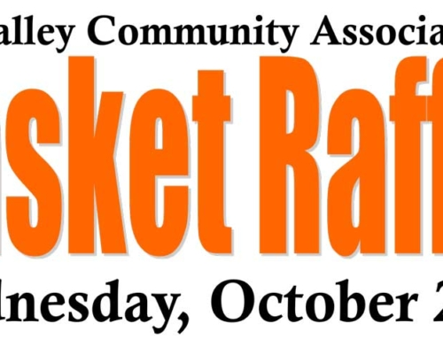 VCA TO HOLD ANNUAL BASKET RAFFLE ON OCTOBER 23rd